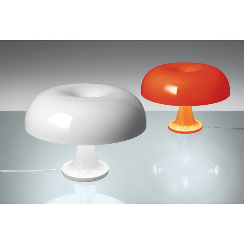 Artemide nessino giancarlo mattioli lampada da - Artemide lampada da tavolo ...