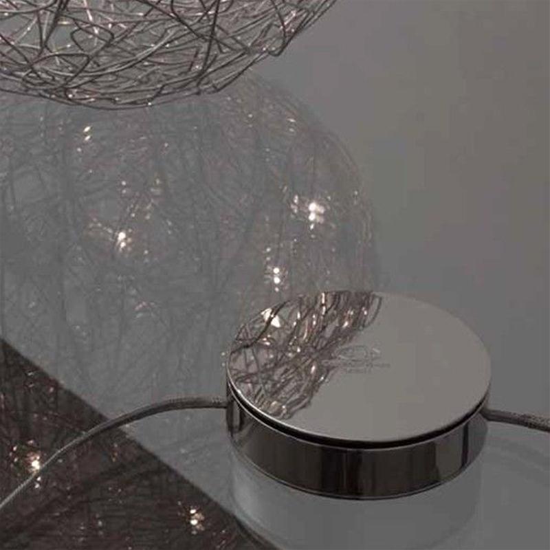 catellani smith fil de fer 12v led lampada da terra ebay. Black Bedroom Furniture Sets. Home Design Ideas